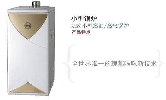 小型燃油锅炉